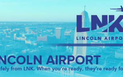 Lincoln Airport – Fly safely from LNK. When you're ready, they're ready for you.